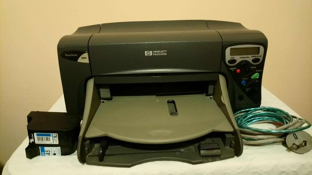 Impresora Hp Photosmart 1000