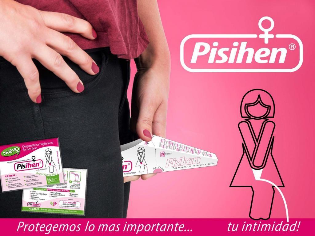 Dispositivo para orinar de pie mujeres colombia