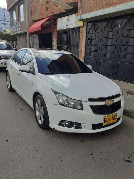 Chevrolet Cruze 2012 - 63698 km