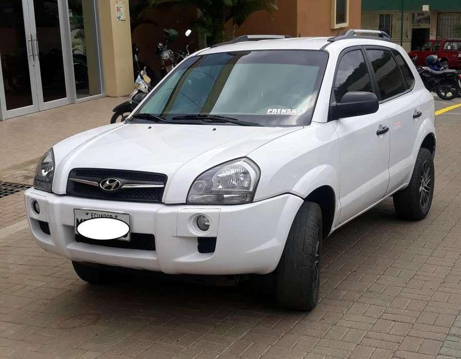 Hyundai Tucson 2010 - 200 km