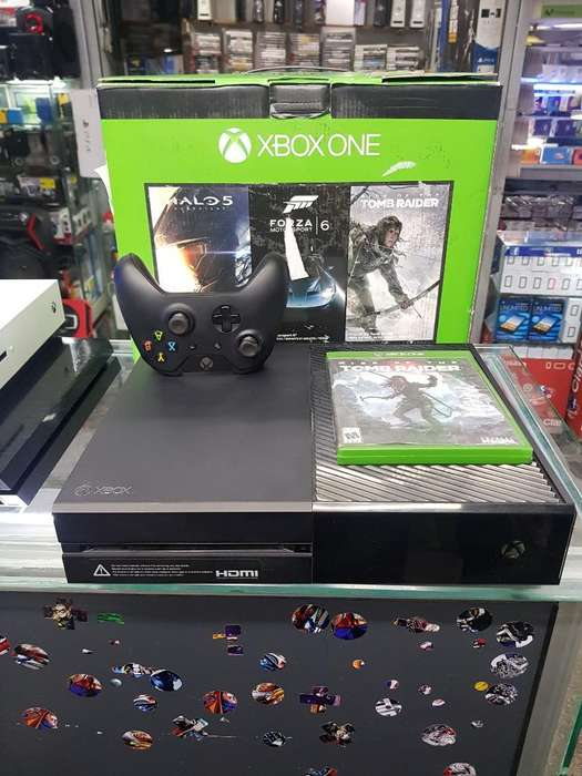Vendo Xbox One Fat