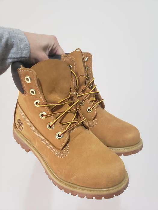 Timberland Mujer Talle 37