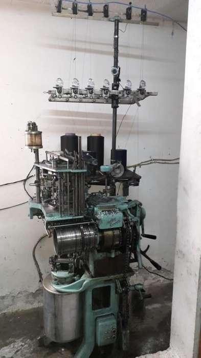 Maquina de Medias