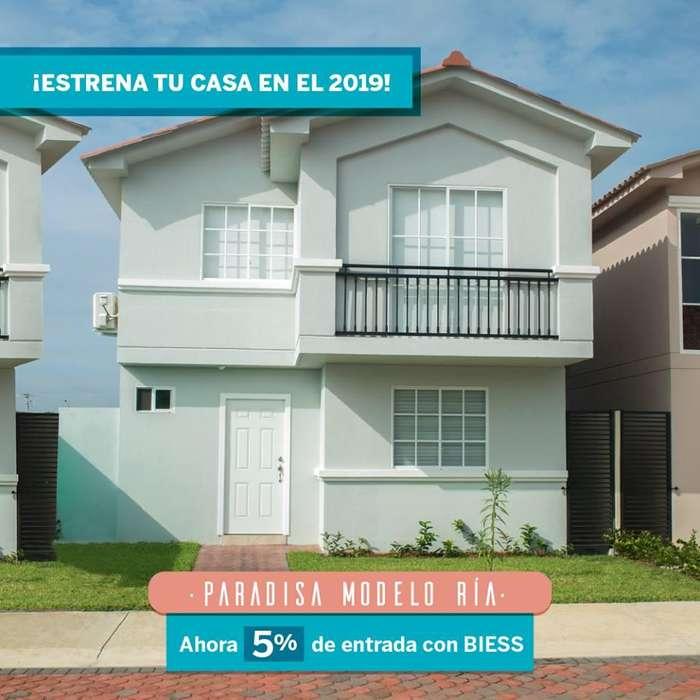 Venta Casa Modelo Ria con excelentes acabados Urb. Casa Laguna.