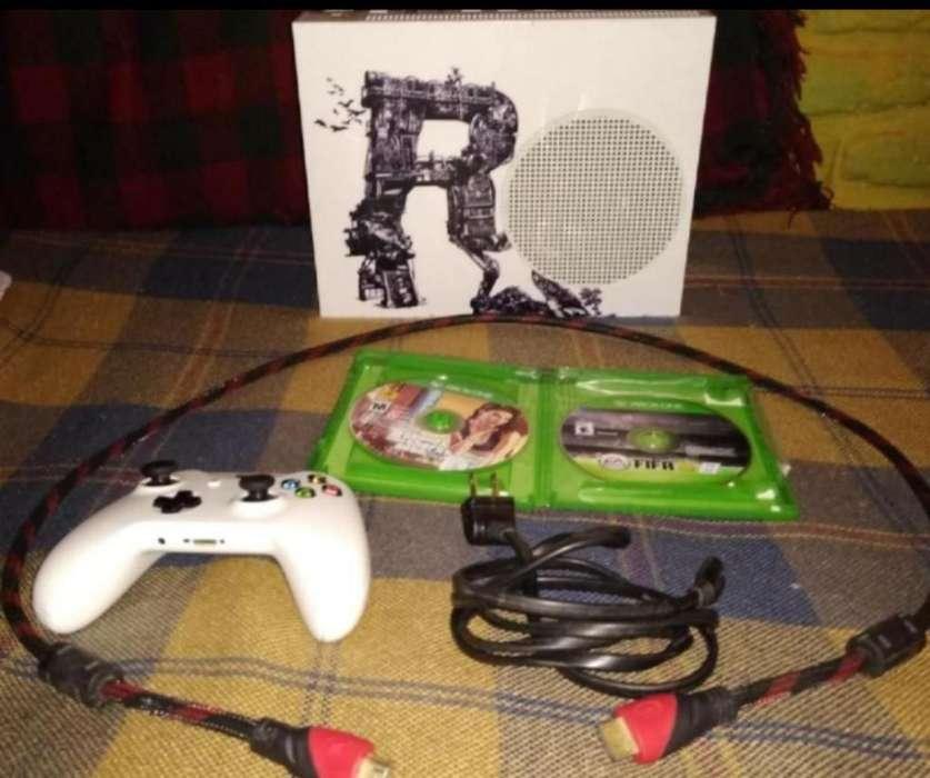 Vendo Xbox One S Edición Rockstar 500 Gb