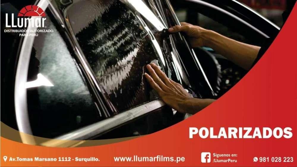 Polarizado LLUMAR Original