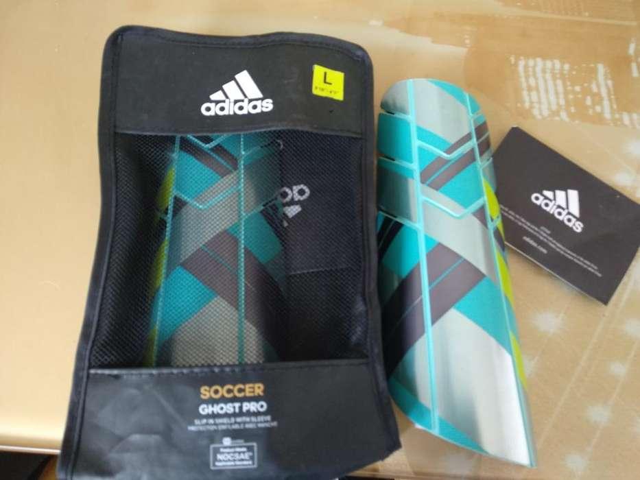 Canilleras Adidas Original