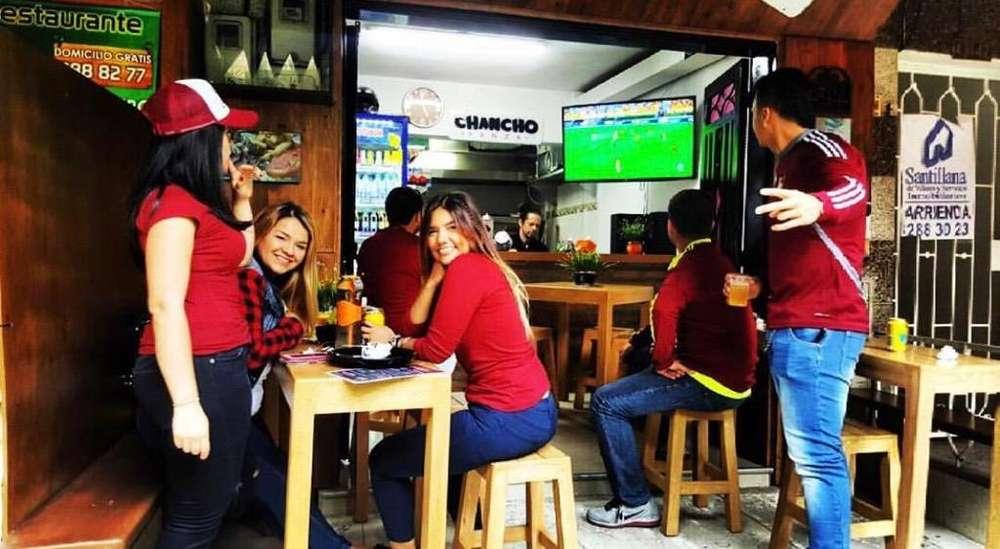 Vendo Restaurante en Sabaneta