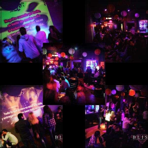Bliss Cena Show Karaoke Club Bar Palermo