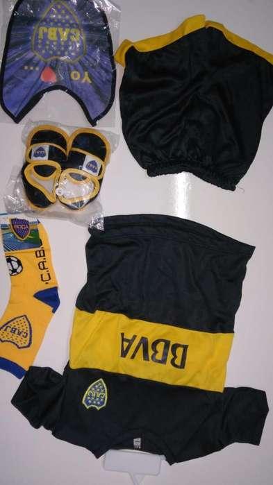 Set para Bebé Boca Juniors <strong>ropa</strong>