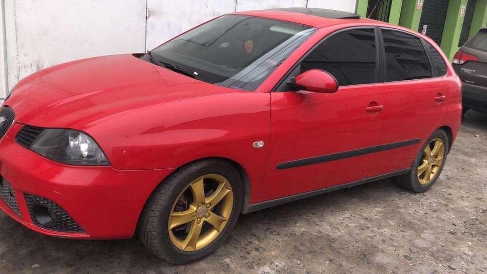 Seat Ibiza  2008 - 85200 km