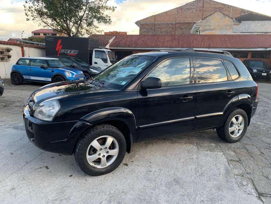 Hyundai Tucson 2007 - 162000 km