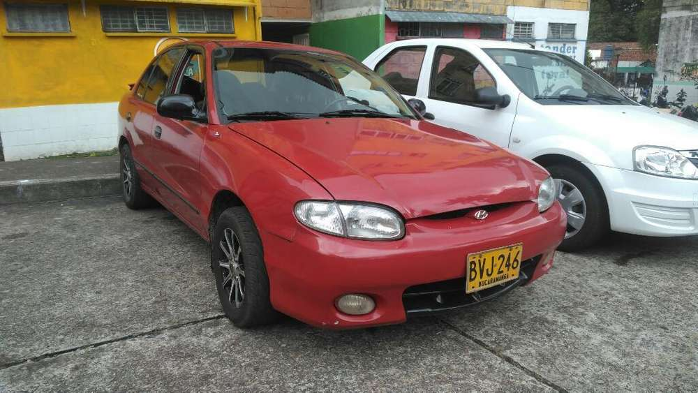 <strong>hyundai</strong> Accent 2005 - 123000 km