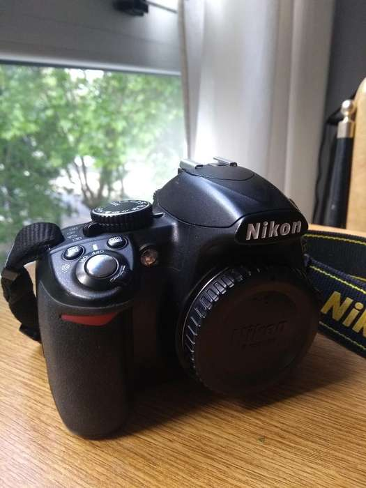 Nikon Reflex D3100 Bolso Accesorios