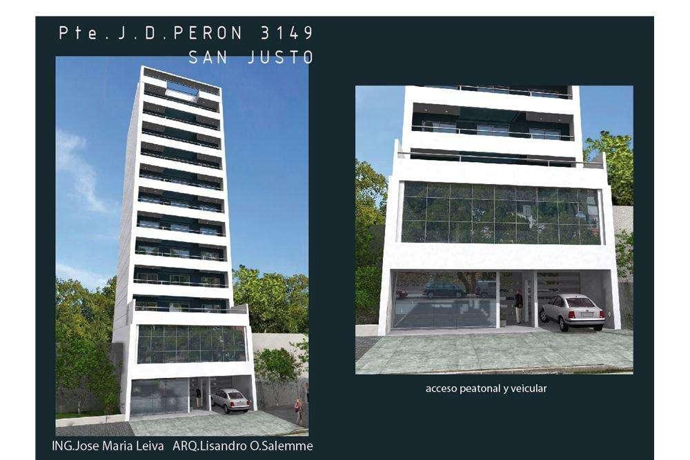 Depto 2 Amb Balcon Terraza San Justo Entrega 2020