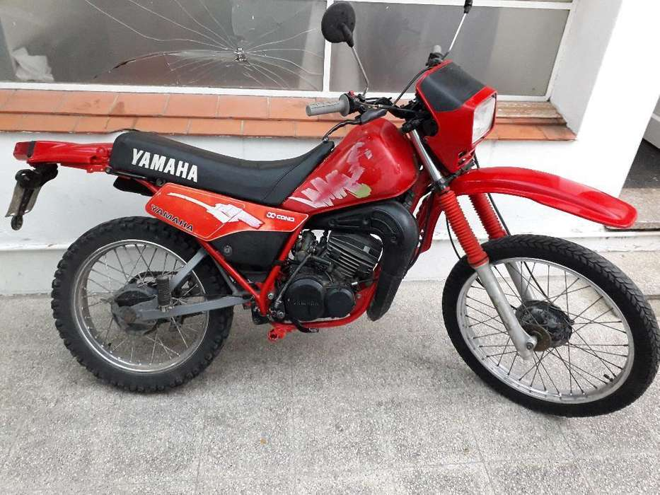 Vendo <strong>yamaha</strong> Dt 125 1993