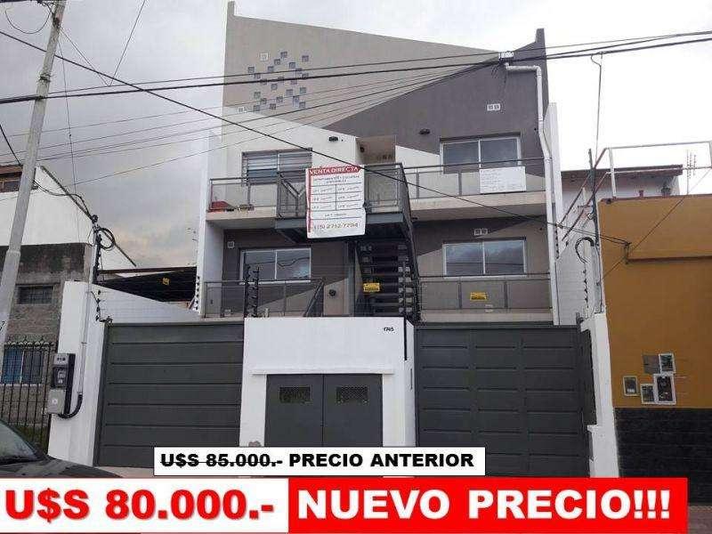 Departamento en Venta en Santos lugares, Santos lugares (pdo. tres de febrero) US 80000