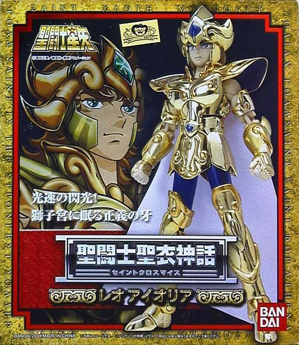 SAINT SEIYA MYTH CLOTH LEO AIORIA