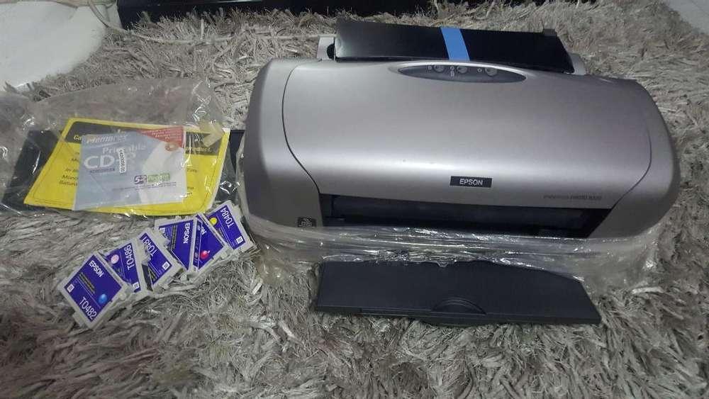 Impresora Epson- Stylus Photo R220