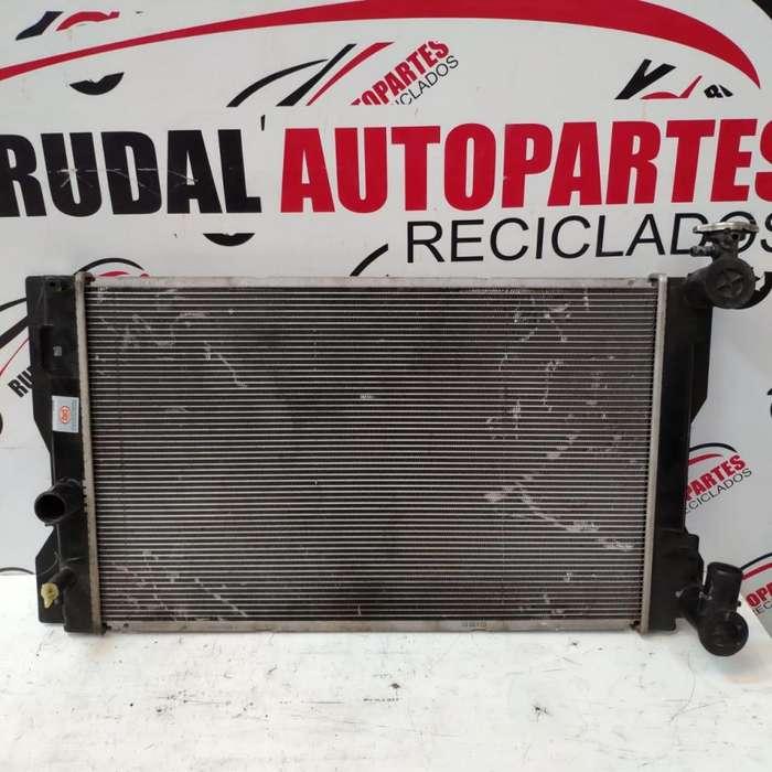 Radiador De Agua <strong>toyota</strong> Corolla 3230 Oblea:02608779