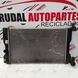 Radiador De Agua Toyota Corolla 3553 Oblea:02608779