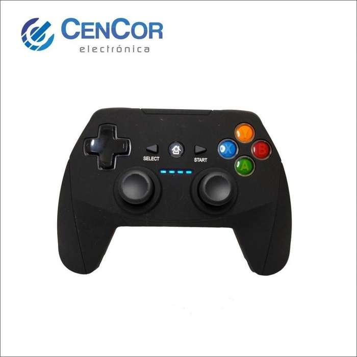 Joystick Recargable Inalambrico Celular, Ps3, Pc! CenCor Electrónica
