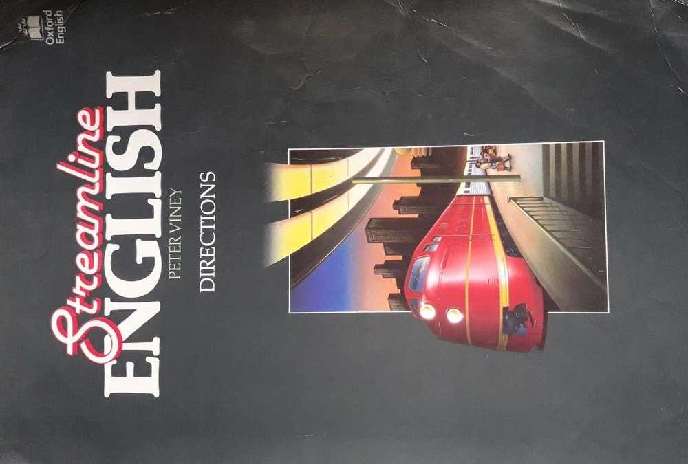 Libro de texto idioma ingles Streamline English Directions