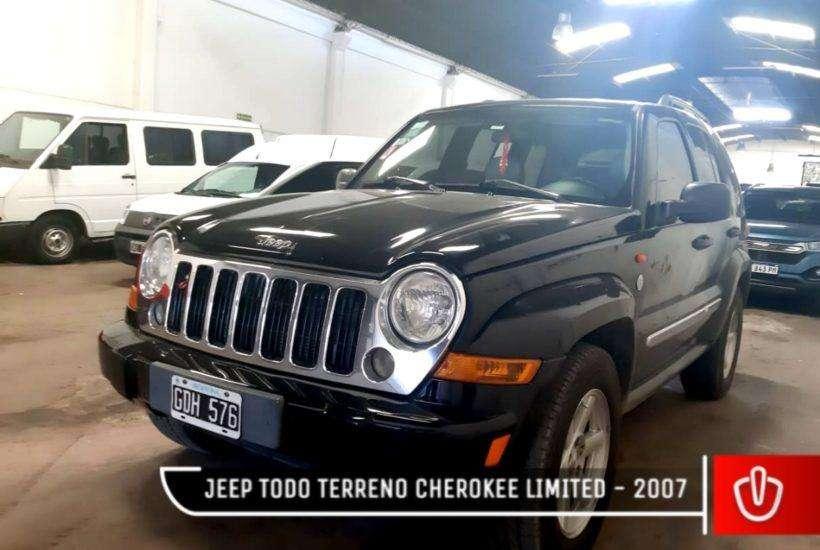 JEEP Cherokee 2007 - 231000 km