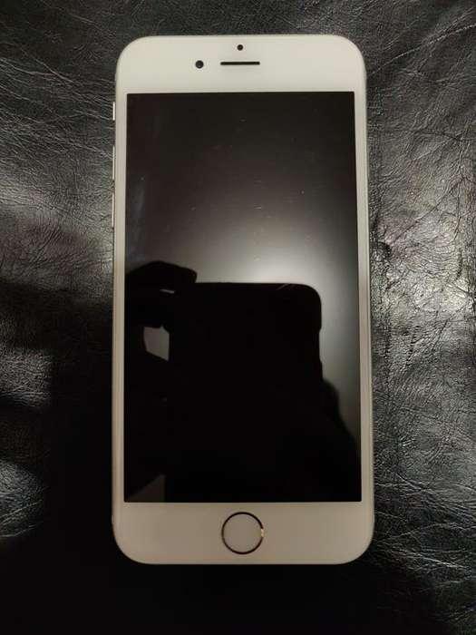 Vendo iPhone 6 De 64 Gigas Silver Buen Estado…