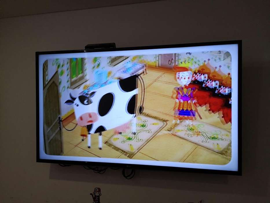 TV Smart LG FULL HD 49UF640T Control Remoto