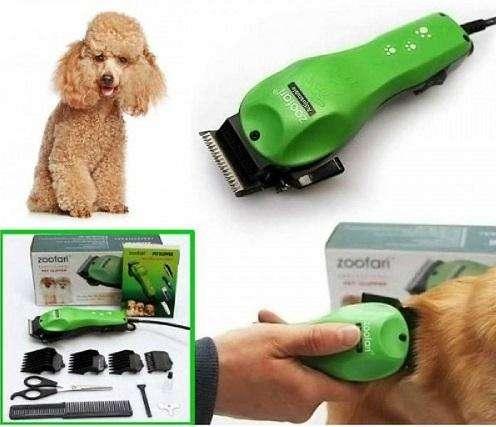 Maquina Corta Pelo Caninos Felinos Uso Doméstico-Profesiona