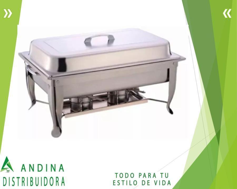 Calentadores De Comida Samovares 1-2 Bandejas