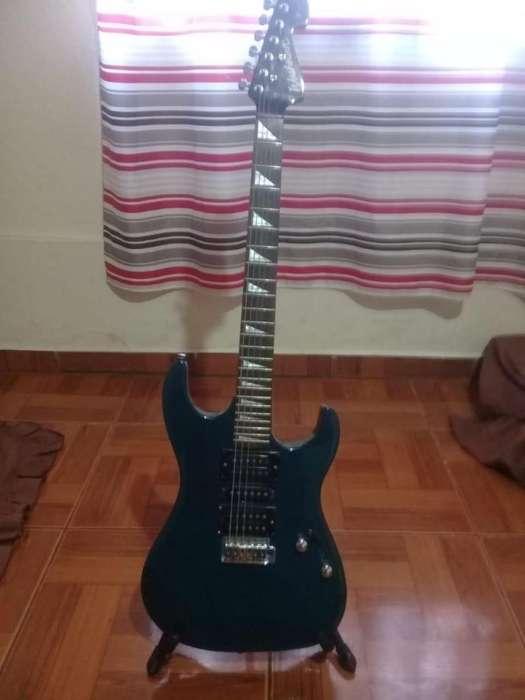 <strong>guitarra</strong> electrica Whasburn Pro