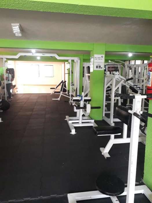 Vendo <strong>gimnasio</strong> Real Audiencia