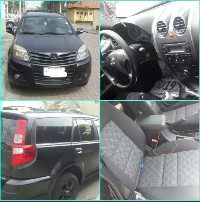 Great Wall H3 2013 - 158000 km