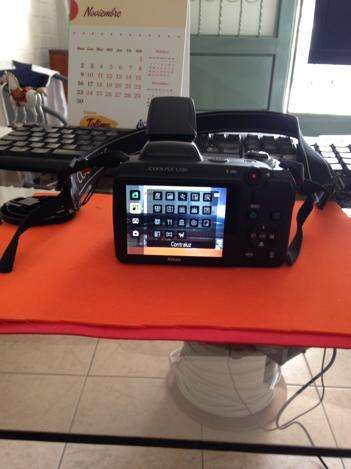 Cámara Nikon Coolpix L320 Ibague Tolima