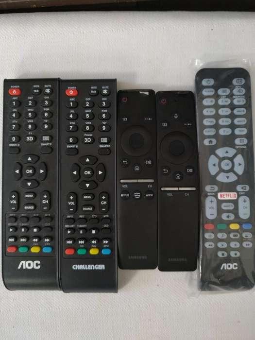 Controles de Tv Nuevos