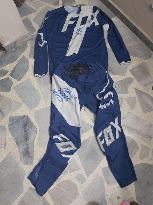 Traje Fox Motocross- Enduro