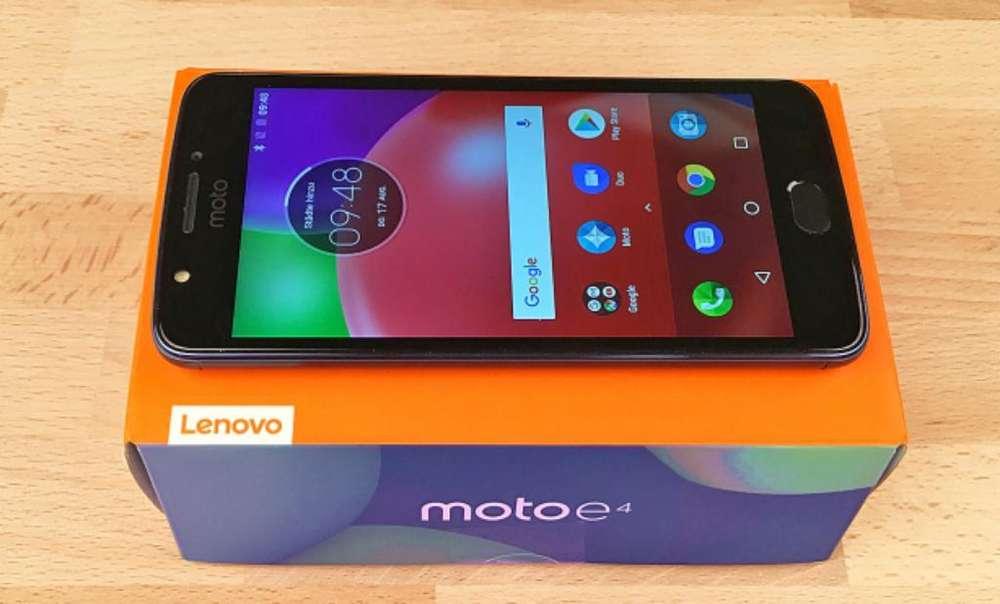 Moto E4 Plus Libre 16gb Huella Digital