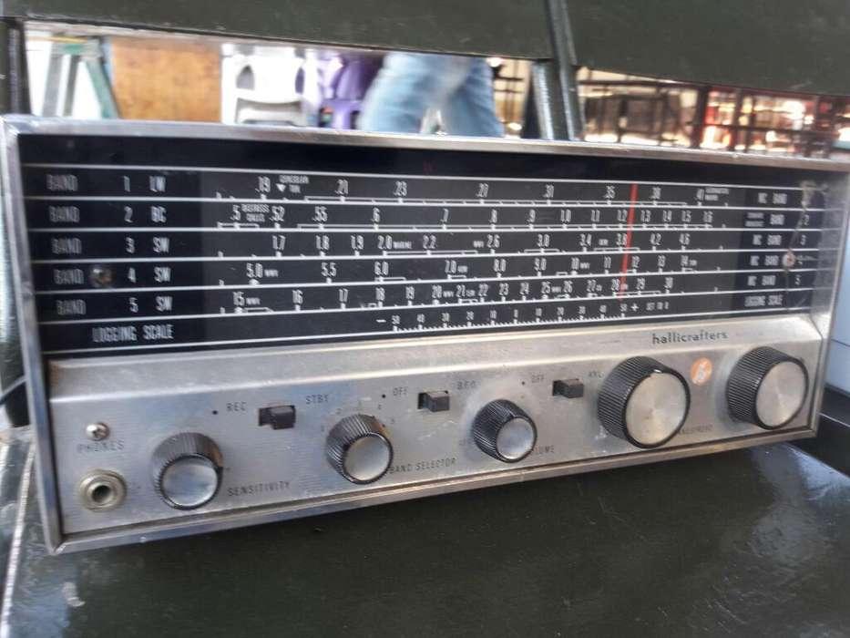 Radio Vintage Multi Bandas