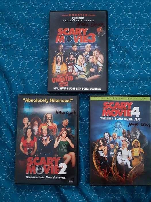 Trilogía Scary Movie