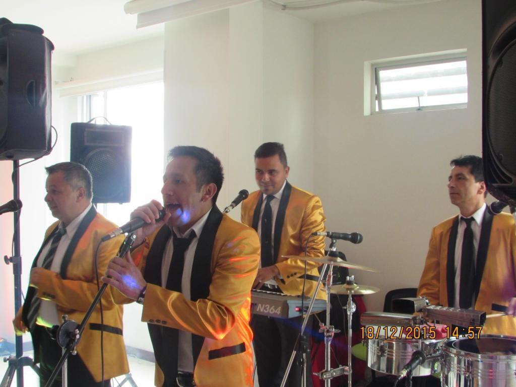 Son cubano en vivo, cuarteto