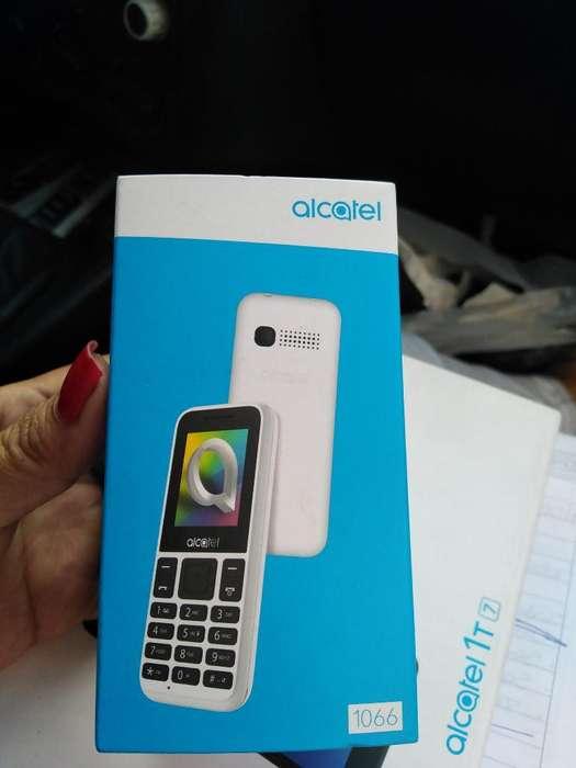 Teléfonos Celulares Alcatel Nuevos