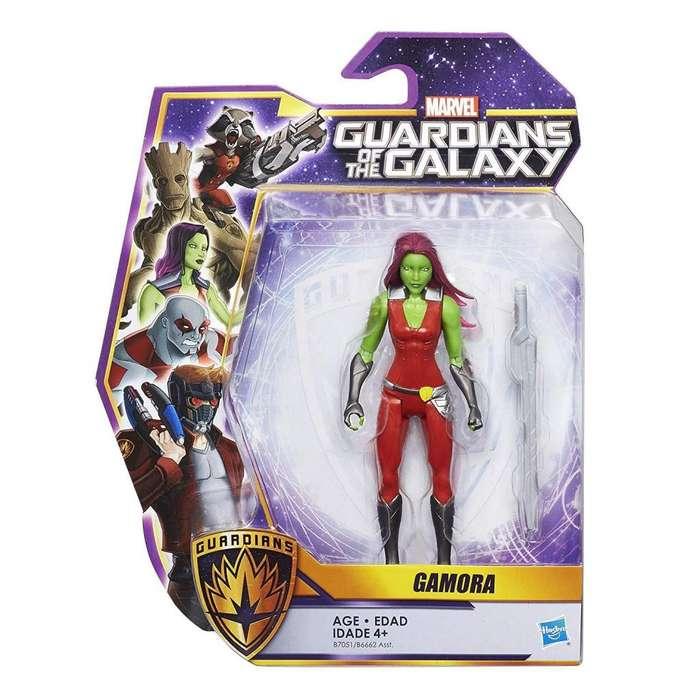 Marvel Guardianes De La Galaxia Gamora