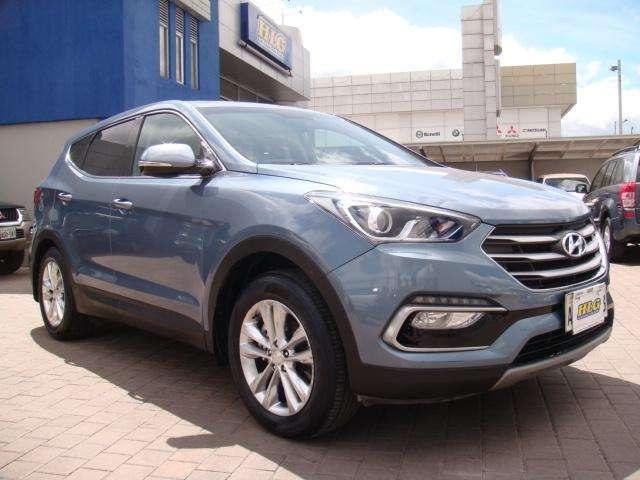 Hyundai Santa Fe 2018 - 30000 km