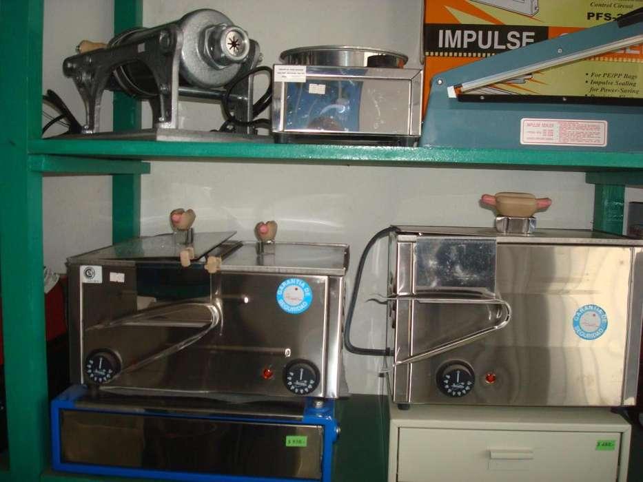 Panchera con calienta pan acero comercial con automático, para 16 superpanchos