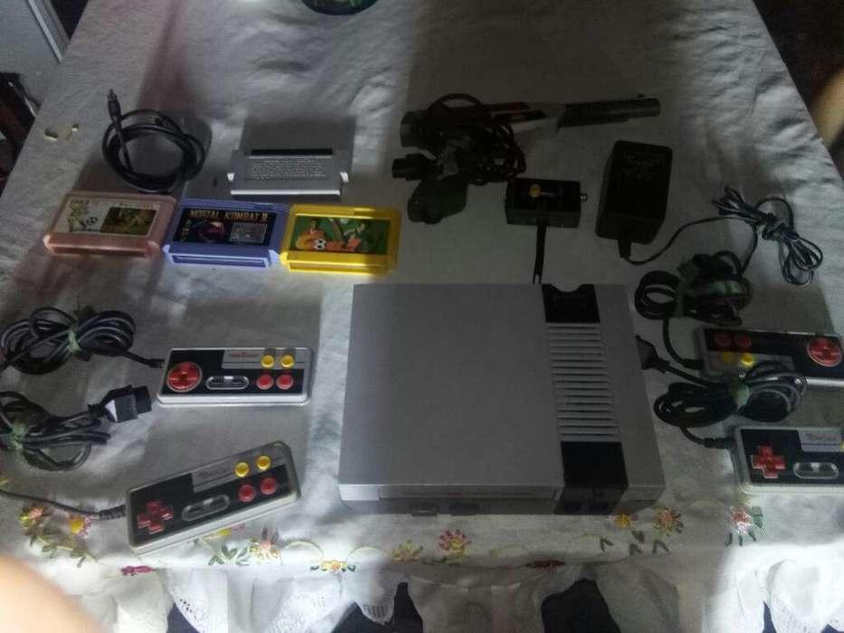 Nintendo Nes Replica