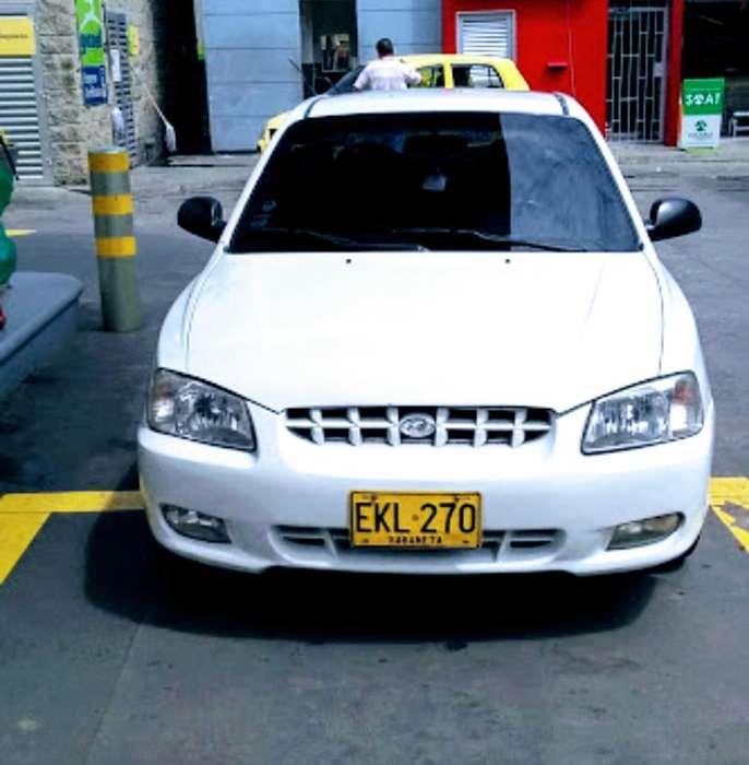 Hyundai Accent 2002 - 100 km