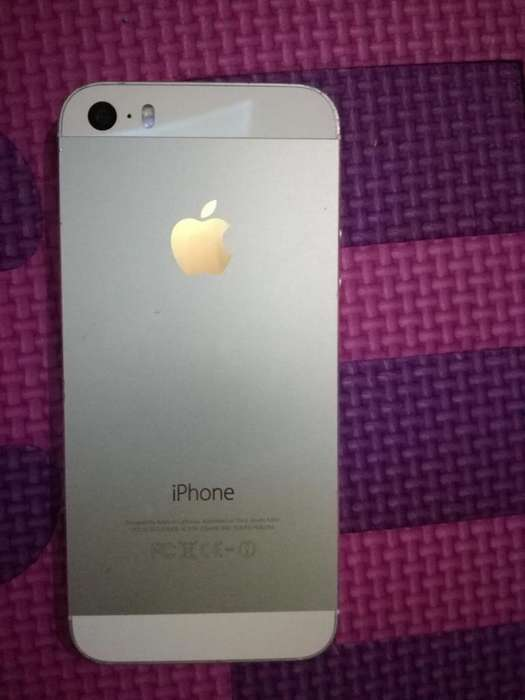 IPHONE 5S 16GB GRIS SPACE