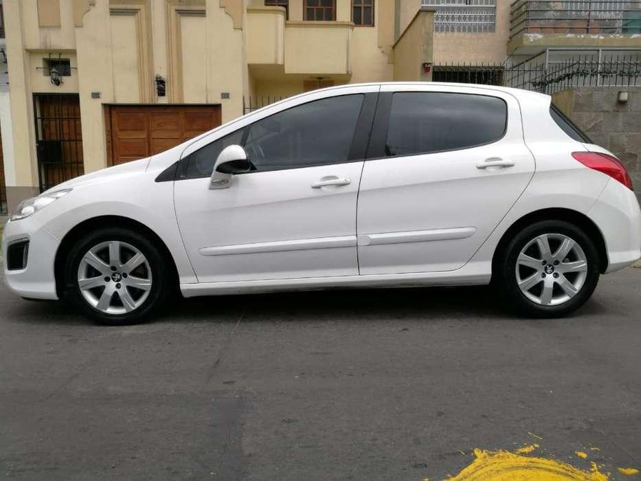 Peugeot 308 2012 - 83500 km
